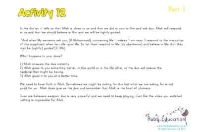 Activity 12 Part 1